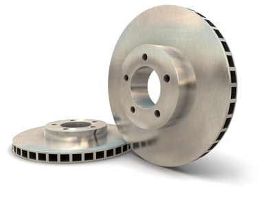 New or resurfaced rotors with every brake service at Firestone Complete Auto Care