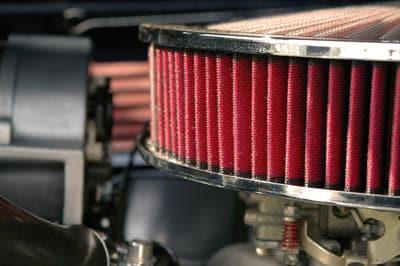 Your car's air filter