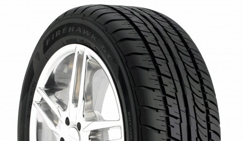 New Firehawk GT tire