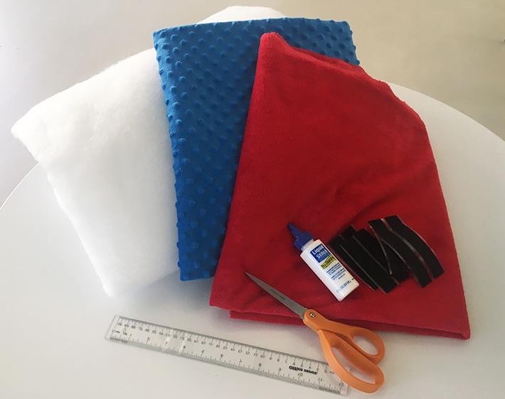 DIY Seatbelt Materials