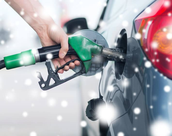 How to Spend Less at the Pump in Winter