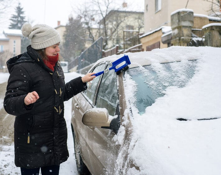 4 Easy Car Hacks for Beating Frustrating Winter Road Problems
