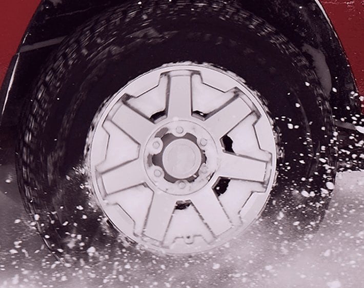 Two or Four Winter Tires: Which is Best?