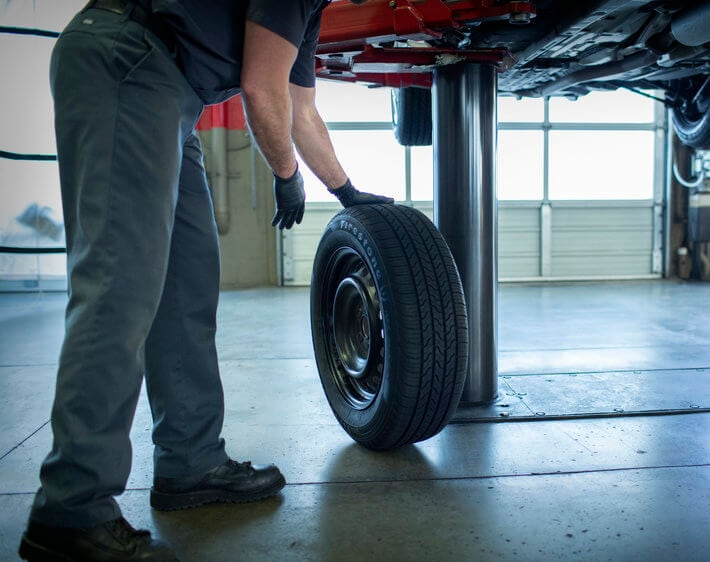 When Can a Tire Be Repaired?