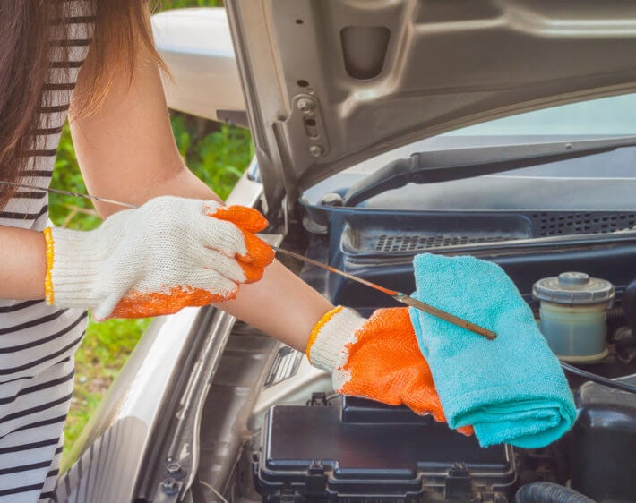 How to Check Your Oil Like a Pro