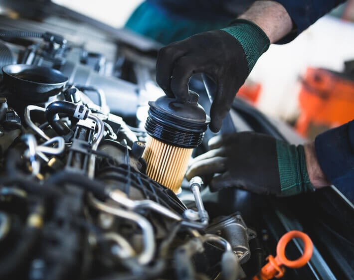 How Does Your Car's Oil Filter Work?