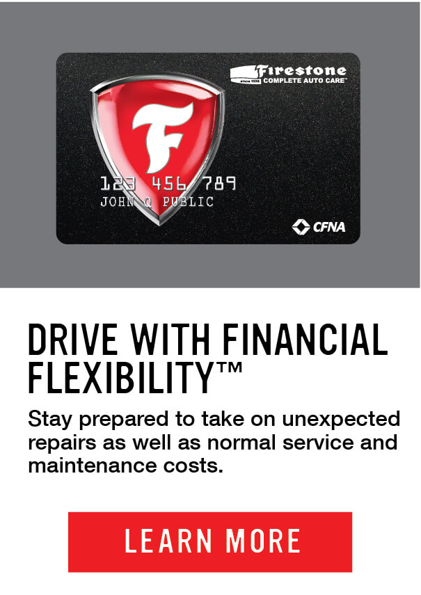 Drive with financial flexibility. Stay prepared to take on the unexpected repairs as well as normal service and maintenance costs. Learn more.