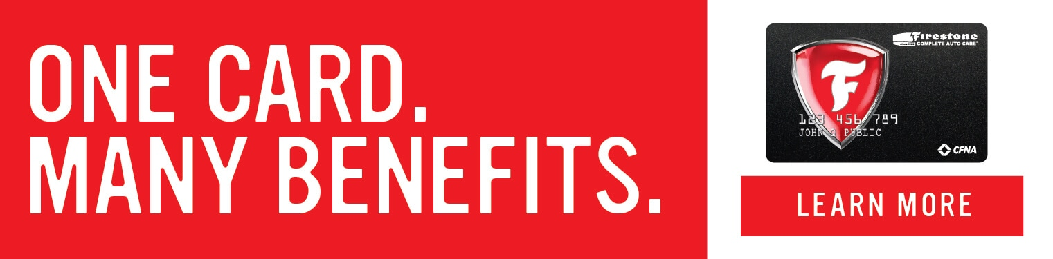 one card, many benefits - learn more