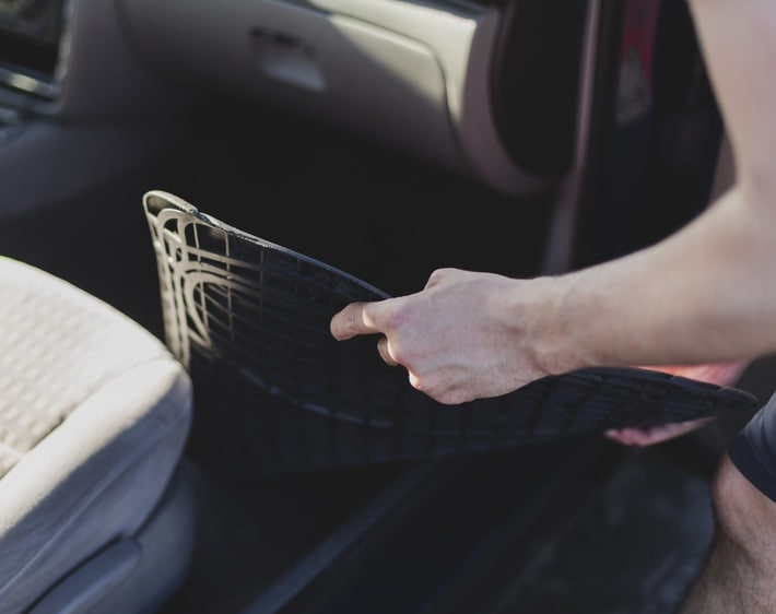 Is Your Car A/C Leaking Water?
