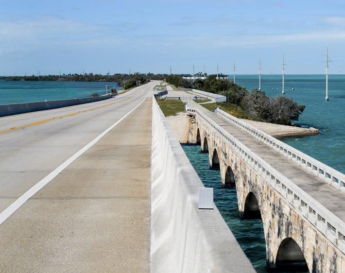 Atlantic coast highway