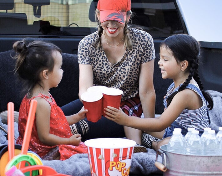 5 Tips For Tailgating with Kids
