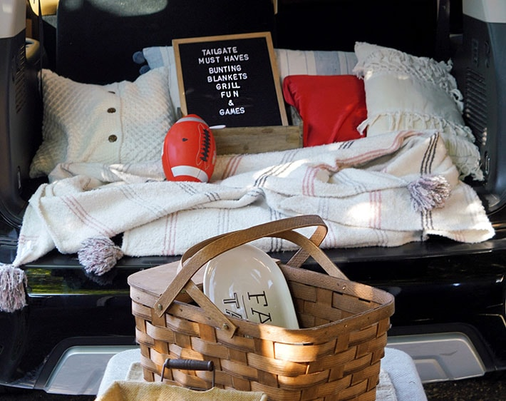 Fuss-Free Family Tailgating