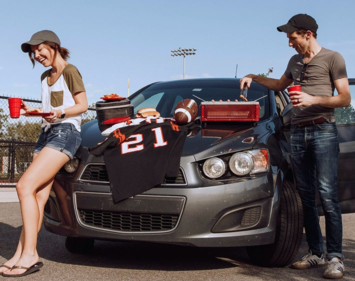 Creating The Ultimate Football Tailgate