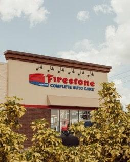 Firestone Complete Auto Care storefront