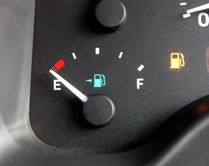 What Happens to Your Car When You Run Out of Gas?