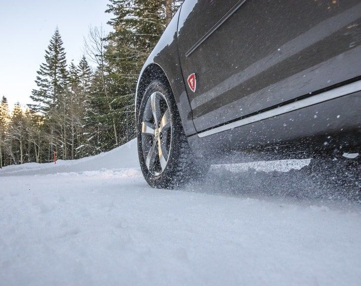 Take on Winter with Firestone Winterforce 2 Tires
