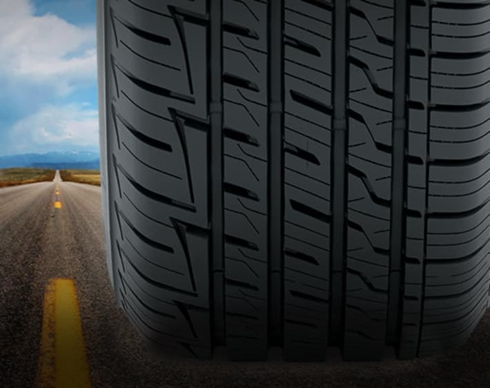 Perform with Firestone Firehawk A/S Tires