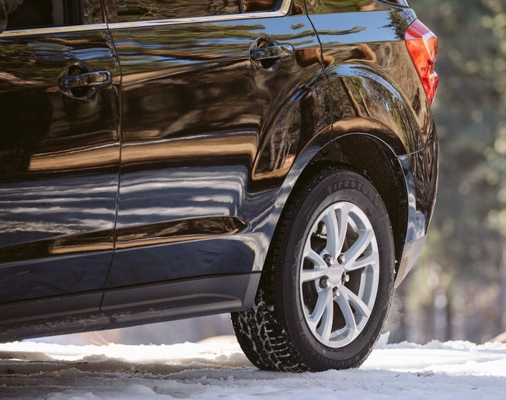 Beat the Elements with Firestone Winterforce UV Tires