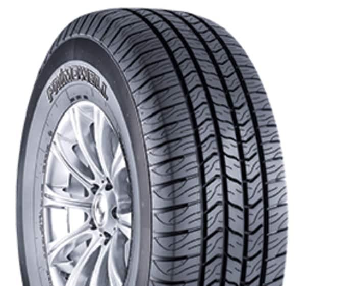 primewell valera h / t轮胎关闭
