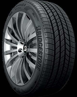 Turanza安静的轮胎