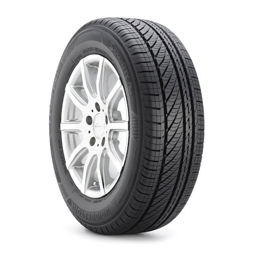 Turanza QuietTrack asymmetrical tire