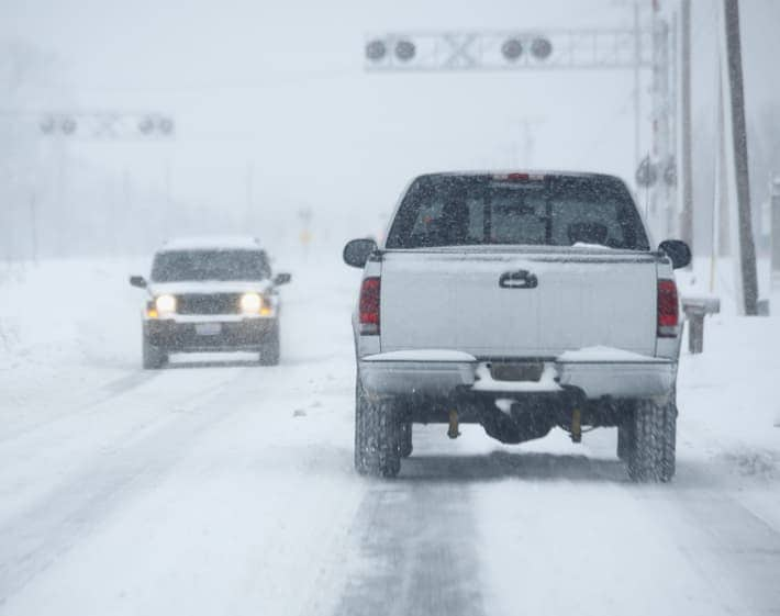 Do Pickup Trucks Need Winter Tires?