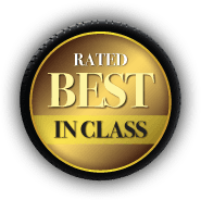 Best in Class Badge