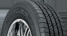 Dueler H/T tire