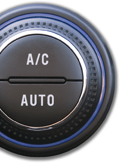 Air conditioning button