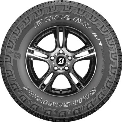 Bridgestone Dueler A/T Revo 3 - LT large view